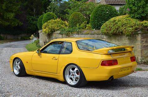 Consignatie Oldtimer Of Youngtimerporsche 968 Turbo Rs