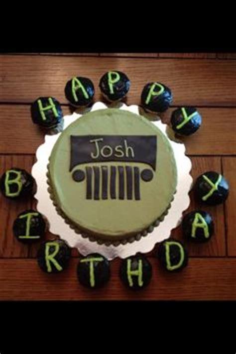 jeep cupcake cake jeep birthday cake cake orders pinterest birthday