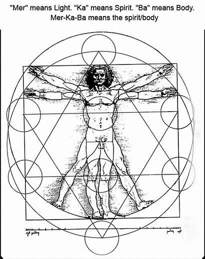 Merkaba Kabbalah Spirit Magic Symbolism Amulet Tattoo