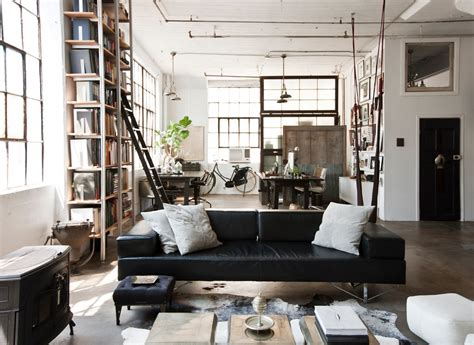 Vintage Industrial Home Decorating