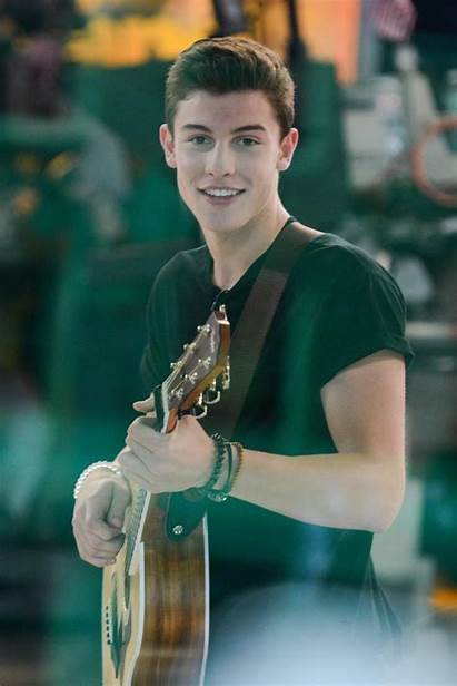 Shawn Mendes Wallpapers Singer Performs Morning Songs