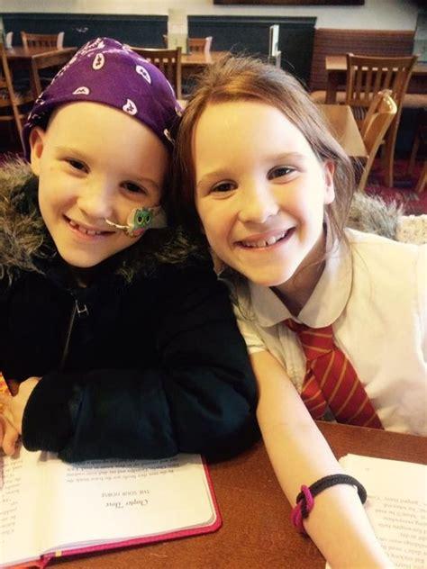 rebecca henderson billingham billingham youngsters battling devastating illnesses to be