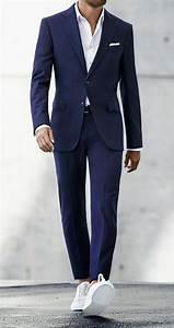 Tenue Blanche Homme : get the look costume bleu chemise blanche stan smith street style homme moda casual ~ Melissatoandfro.com Idées de Décoration