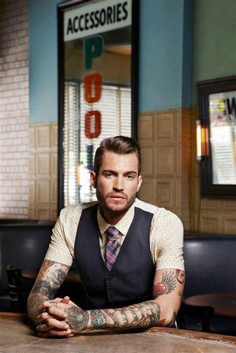 Boys With Tattoos Meme - la coupe de cheveux banane 52 variantes en photos