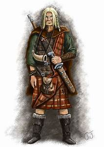 Celtic warrior by jcjacobsson on deviantART | Faeries ...