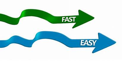 Clipart Fast Easy Growth Wireframe Revenue Faster
