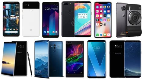these are the top 5 africa smartphone vendors in 2018