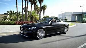 Mercedes Classe C Cabriolet Occasion : nuova mercedes benz classe c cabriolet youtube ~ Gottalentnigeria.com Avis de Voitures