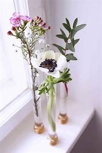 Reagenzgläser Für Blumen : reagenzglas vase basteln kreative diy idee ~ A.2002-acura-tl-radio.info Haus und Dekorationen
