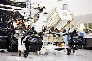 Mars Rover Curiosity Gets Shown Off | TechCrunch