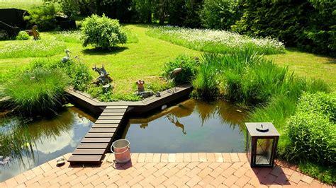 Gartenteich Mit Terrasse by Kleinen Gartenteich Anlegen Gestalten 20 Ideen Bilder