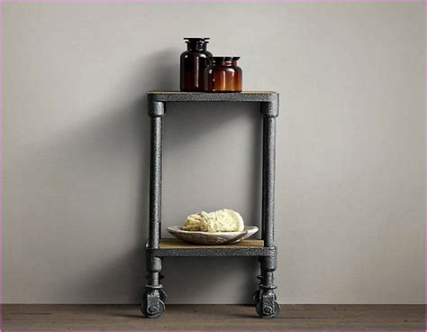 Bathroom Etagere Decorating Ideas