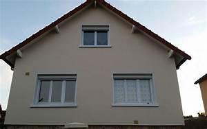 Rnovation Des Faades Et Isolation Thermique D39une Maison