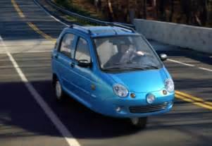 New Three Wheel Car