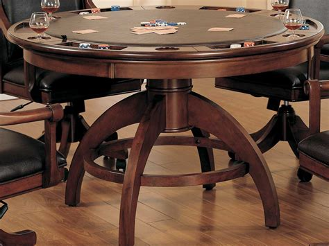 Hillsdale Palm Springs Game Table 4185gtb