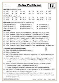 printable maths worksheets images   gcse