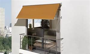 Balkonmarkisen Ohne Bohren : markise balkon ~ Watch28wear.com Haus und Dekorationen