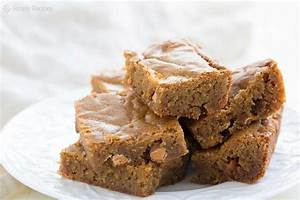 Blondies Recipe SimplyRecipes com
