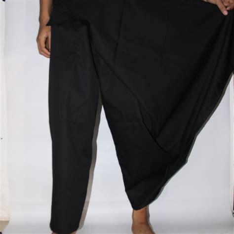 Sarung Celana Wadimor Hitam jual beli celana sarung dewasa hitam baru baju koko