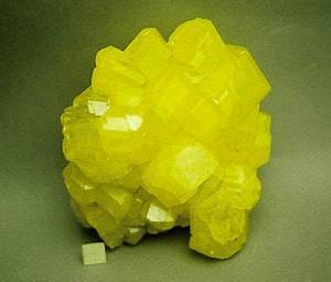 Sulfur Facts Periodic Table of the Elements