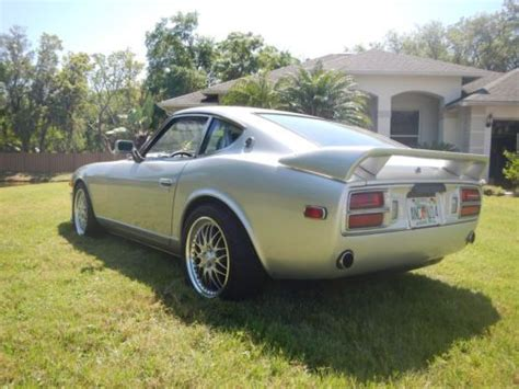 Used Datsun 280z by Buy Used Datsun 280z Custom In Bradenton Florida United