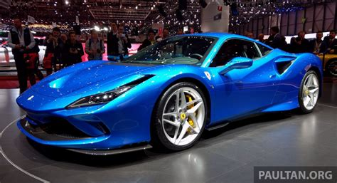Which companies make all of their products in their own country? Ferrari F8 Tributo debuts in Malaysia - fr. RM1.068 mil