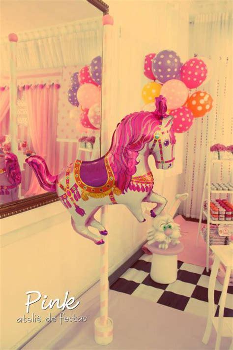 karas party ideas girly circus carnival girl party