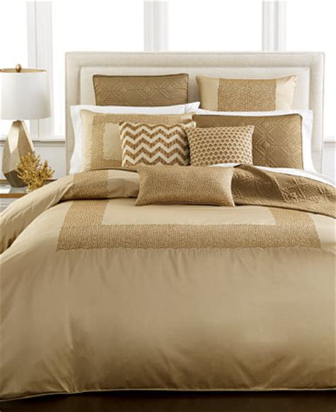 hotel collection mosaic bedding collection bedding