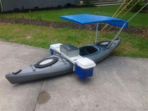 Kayak Boats Reviews by Kayak Modification Fishing Machine Boat Mod Fishing