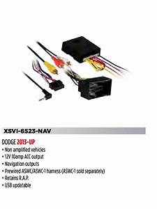 Dodge Ram 13 Up Wire Harness Dodge Dart 13 Up Without Screen Option Ram 1500 2500 3500 13 Up