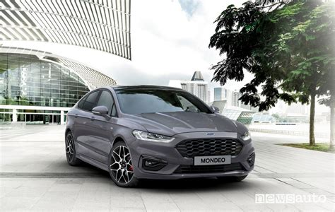Ford Mondeo Interni by Nuova Ford Mondeo Anteprima Restyling Newsauto It