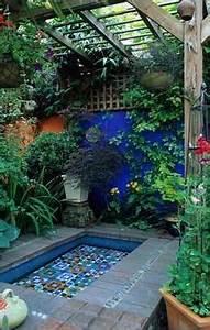 cascade fontaine de jardin et piece deau projets With fontaine exterieure de jardin moderne 11 location maison en bois avec piscine jardin exotique pour