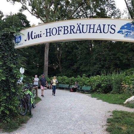Englischer Garten Hofbräuhaus by Mini Hofbrauhaus Im Englischen Garten Munique