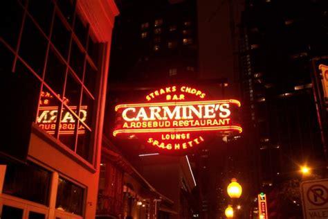 cuisine home carmine 39 s chicago il photo from boston 39 s