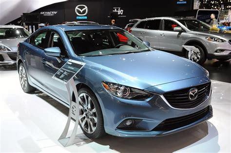 2014 Mazda 6 Black Specs