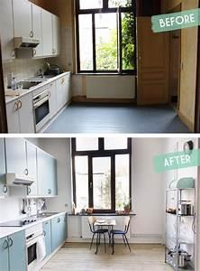 Cuisine Avant Après : notre cuisine avant apr s auguste claire ~ Voncanada.com Idées de Décoration