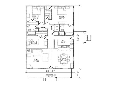 home plans for narrow lots narrow lot bungalow house floor plans craftsman narrow lot