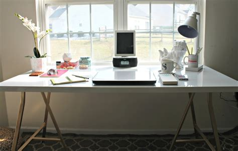 Ikea Arbeitstisch by Awesome Ikea Hack Of The Week Build Your Own Modern Desk