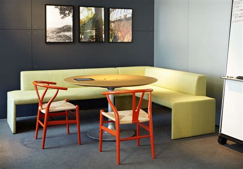 Together Contemporary & Versatile Bench System   Coalesse