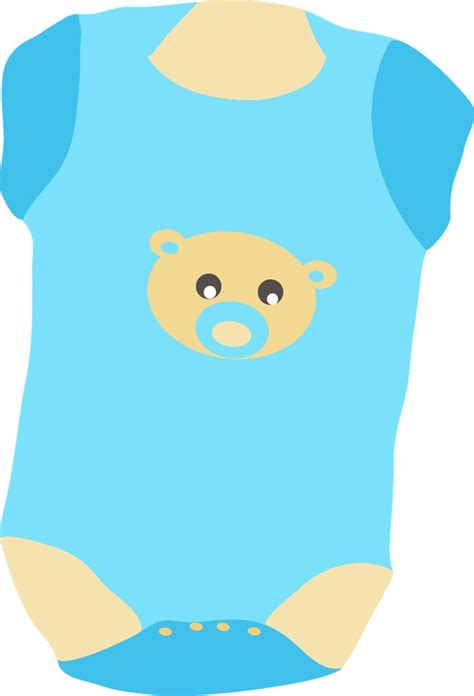 Baby clothes clipart - Clipground