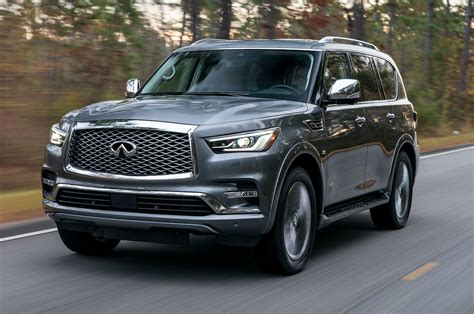 2018 Infiniti Qx80 Reviews And Rating Motortrend
