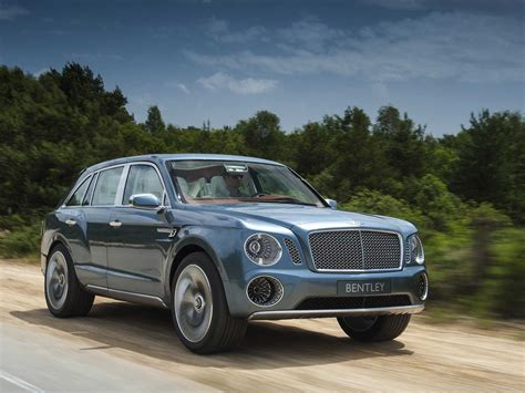 The First Bentley Suv Will Be The Most Expensive On Earth