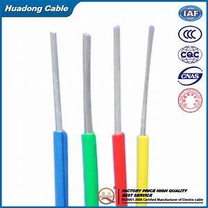 China 450  750v Stranded Aluminum Wire