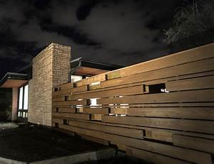 Cloture Bois Design : cl tures et palissades de jardin modernes ~ Melissatoandfro.com Idées de Décoration