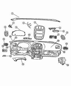 2006 Dodge Grand Caravan Sxt 3 8l V6 Used For  Switch And