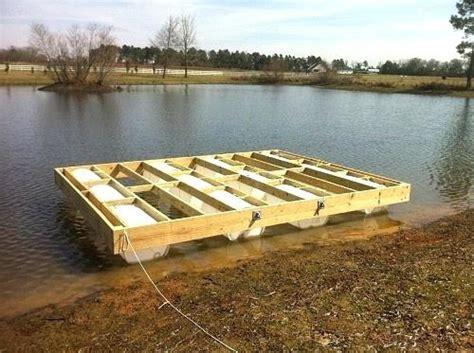 boat dock carroll siding