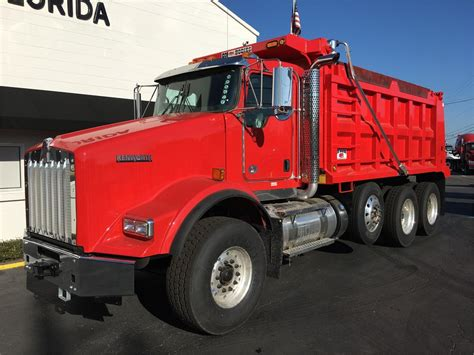 used kenworth trucks for sale in florida kenworth t800 in florida for sale 241 used trucks from 365