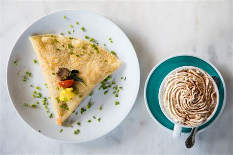 Brunch Favorite Sweet Paris Crêperie & Café Opens in The ...