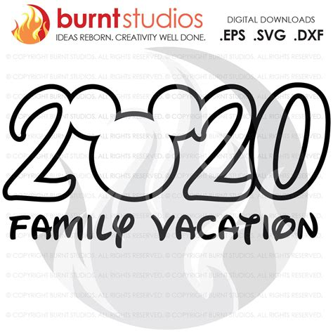 Just click the image below, enter your info, and start watching your free planning video for disney world or disneyland! SVG Cutting File, 2020 Walt Disney World, Mickey Mouse ...