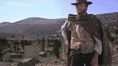 Western Shot West Duel Classic Animated Paper